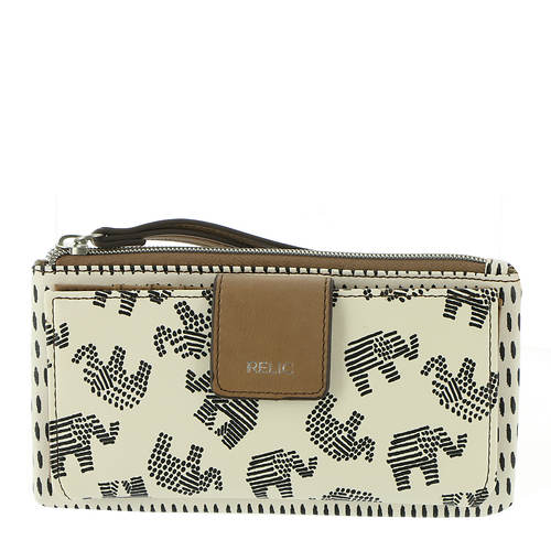 RELIC By Fossil Cameron Wristlet Checkbook