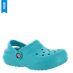 Crocs™ Classic Lined Clog (Kids Infant-Toddler-Youth)