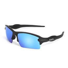 Reks Soft-touch Sling-blade Sunglasses