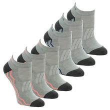 Skechers Women's S111389 Low Cut 6-Pack Socks