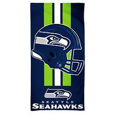 "NFL 30""x60"" Beach Towel By WinCraft"