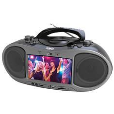 "Naxa 7"" DVD Boombox"