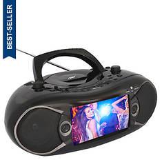 """Naxa Boombox With 7"""" LCD Screen"""