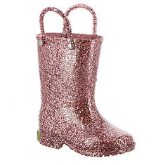 Western Chief Glitter Boot (Girls' Infant-Toddler-Youth)