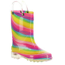 Western Chief Rainbow Lighted (Girls' Toddler-Youth)