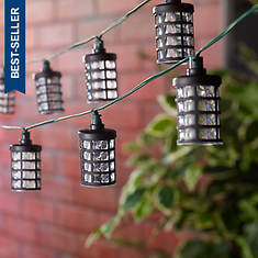 20-Count Amalia Solar String Light