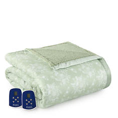 Micro Flannel Sherpa Electric Blanket