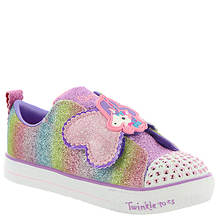 Skechers TT Shuffle Lite-Sparkle Pals (Girls' Infant-Toddler)
