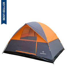 "Stansport 3-Season Everest Tent 120""x96""x72"""