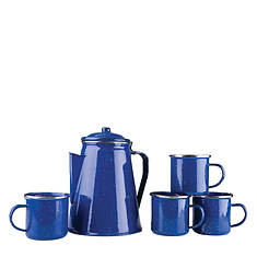 Stansport Percolator and 4-Cup Set