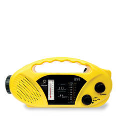 Stansport Solar Radio/Flashlight