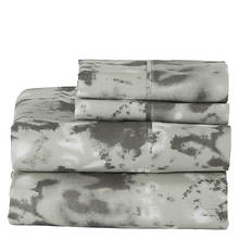Watercolor Microfiber Sheet Set