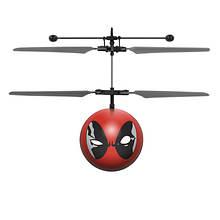 Marvel Deadpool IR UFO Heli-Ball