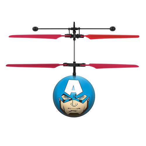 Marvel Captain America UFO Heli-Ball