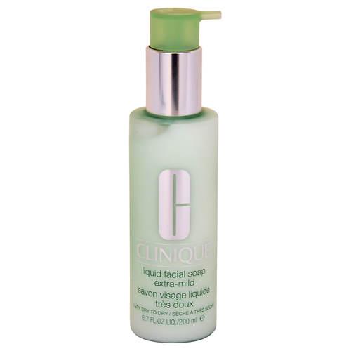 Clinique Liquid Facial Soap Extra Mild-Dry