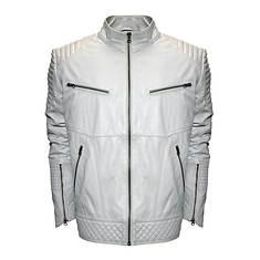Franchise Club Men's Raw X MOTO Leather Jacket