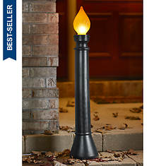 """40"""" Lighted Candle"""