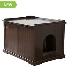 Trixie Pet House and Litter Box