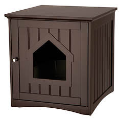 Cat Home or Litter Box