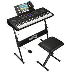 RockJam 61-Key Keyboard Kit