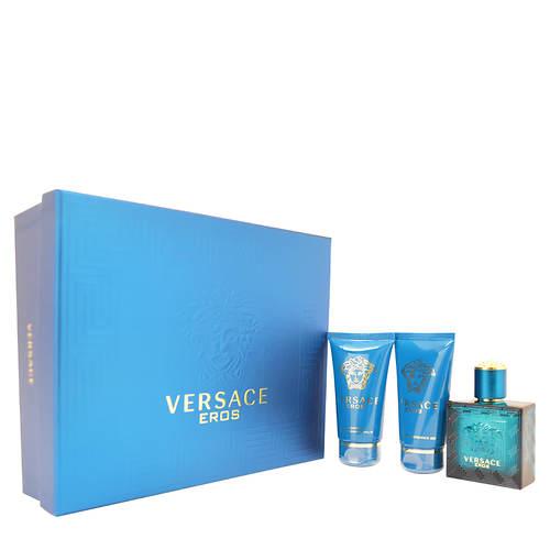 Versace Eros 3-Piece Set by Versace (Men's)