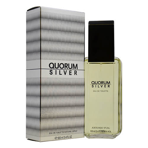 Quorum Silver by Antonio Puig (Men's)
