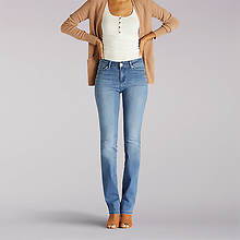 Lee Jeans Women's Curvy Fit Bootcut Jean