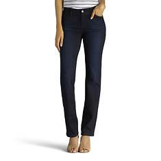 Lee Jeans Women's Flex Motion Straight Leg Jean