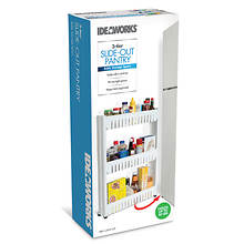 Ideaworks Slide-Out Storage Tower