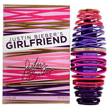 Justin Bieber's Girlfriend by Justin Bieber (Women's)