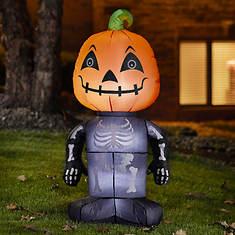 "48"" Inflatable Skeleton Man"