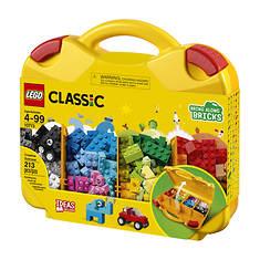 LEGO® Classic 213-Pc. Creative Suitcase-- 10713