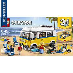 LEGO® Creator 3-In-1 Sunshine Surfer Van 379-Pc. Building Set --31079