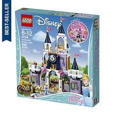 LEGO® Disney™ Cinderella's Dream Castle 585-Pc. Building Set -- 41154