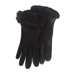 UGG® Women's Fabric Leather Shorty Glove