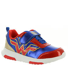DC Comics Wonder Woman Lighted Athl WWF311 (Girls' Toddler-Youth)