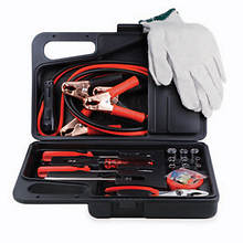 34-Pc. Roadside Tool Kit