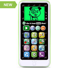 LeapFrog Chat & Count Emoji Phone
