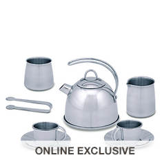 Melissa & Doug Metal Tea Set