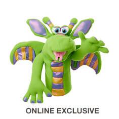 Melissa & Doug Smoulder the Dragon Puppet