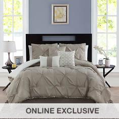 Pom-Pom 7pc Comforter Set