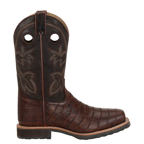 Double H Wide Square Safety Toe Roper 12