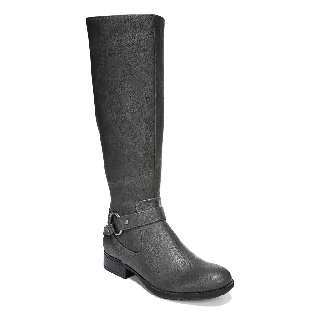 *The X-Felicity knee-high boot is one of the many reasons to crave cooler weather *Synthetic upper with hardware detail *Zipper closure *Soft System® insole *1-1/4\\\