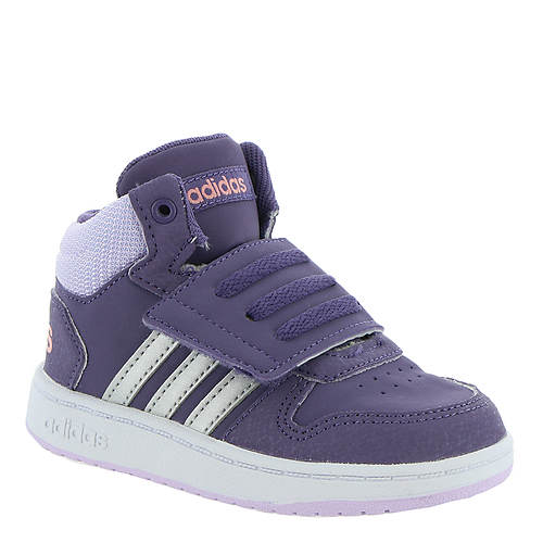 adidas Hoops Mid 2.0 I (Girls' Infant-Toddler)