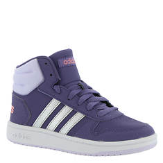 adidas Hoops Mid 2.0 K (Girls' Toddler-Youth)