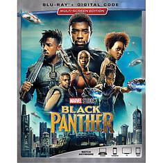 Walt Disney Video Black Panther Blue Ray