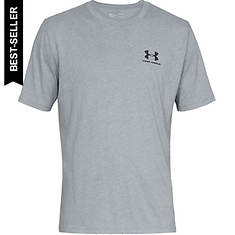 Under Armour Men's Sportstyle Left Chest SS Tee