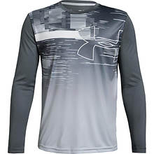 Under Armour Boys' BTH UPF 50 Long Sleeve