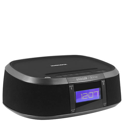 Magnavox Wi-Fi Alarm Clock With Alexa