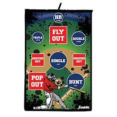 Franklin Sports Baseball Target Indoor Pitch Game